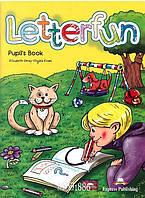 Учебник «Letterfun», Elizabeth Gray   Exspress Publishing