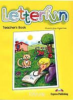 Книга для учителя «Letterfun», Elizabeth Gray   Exspress Publishing