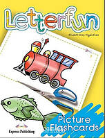 Карточки «Letterfun», Elizabeth Gray   Exspress Publishing