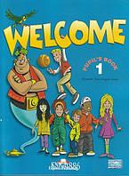 Учебник «Welcome», уровень 1, Elizabeth Gray | Exspress Publishing