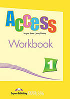Рабочая тетрадь «Access», уровень 1, Virginia Evans | Exspress Publishing