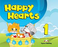 Учебник «Happy Hearts», уровень 1, Jenny Dooley   Exspress Publishing