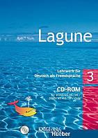 Учебник с диском «Lagune», уровень 3, Hartmut Aufderstrasse, Thomas Storz, Jutta Muller | Hueber