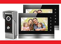 """Качественный домофон V70К-M4 7"""" экран. Отличный видеодомофон. Практичный и удобный домофон. Код: КДН2149"""