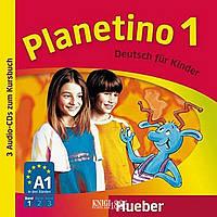 Аудио-диск «Planetino», уровень 1, Gabriele Kopp, Siegfried Buttner, Josef Alberti | Hueber