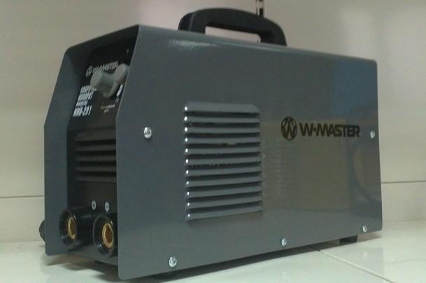 Сварочный инвертор WMaster MMA-291