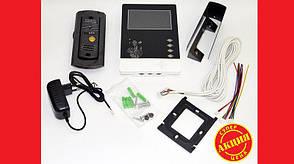 """Домофон (видеодомофон) V43D-M1. Большой и яркий 4,3"""" экран. Хорошее качество. Доступная цена. Код: КДН2151"""