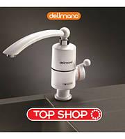 Проточный водонагреватель Instant Heating Faucet Delimano