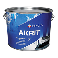 Моющаяся краска Akrit  7, 0,95л