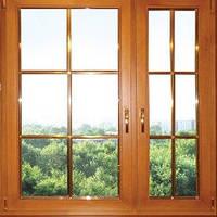 Окна из термососны