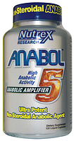 Анабол-5 Nutrex Research Anabol-5 120cap
