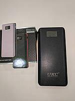 Портативное зарядное Power Bank UKC 50000 mah LCD / Портативное зарядное устройство Power Bank