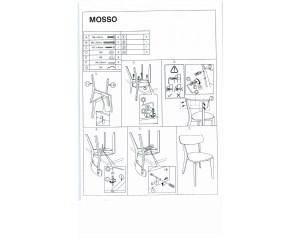 Кухонный стул MOSSO ( Signal ), фото 2