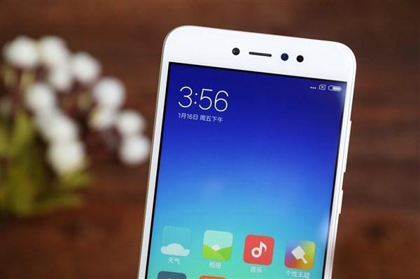 Xiaomi Redmi Note 5A показали вживую на фото