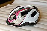 Шлем велосипедный Crivit+Мигалка, Велошлем Crivit, Германия, Оригинал!, фото 3