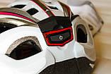 Шлем велосипедный Crivit+Мигалка, Велошлем Crivit, Германия, Оригинал!, фото 6