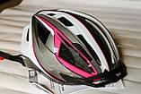 Шлем велосипедный Crivit+Мигалка, Велошлем Crivit, Германия, Оригинал!, фото 10