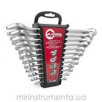 Набор комбинированных ключей Intertool 12 Ед. HT-1203