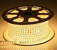 СВЕТОДИОДНЫЙ ДЮРАЛАЙТ SMD3528 плоский дюралайт 60 LED на 1 м
