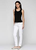 Белые джинсы зауженные Cloe 2017