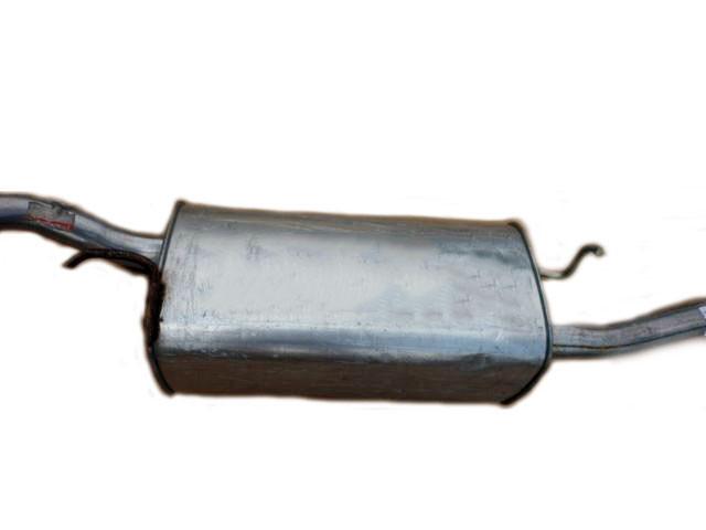 Глушитель задняя часть Aveo / Авео 3, sf69y0-1201009