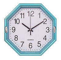 Часы настенные восьмигранник  ( 225 х 225 )