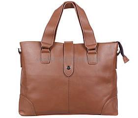 Мужская кожаная сумка BBC5816-2 коричневая