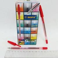 """Ручка кулькова """"BEIFA"""" червон"""