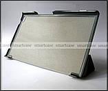 Светлый синий Vintage (джинс) чехол Lenovo Tab 4 8 8504X tb-8504F, чехол книжка молодежный, TFC эко кожа pu, фото 5