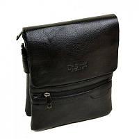 Мужская сумка через плечо 88255-3 black