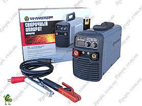 Сварочный инвертор WMaster ММА-315D, фото 3