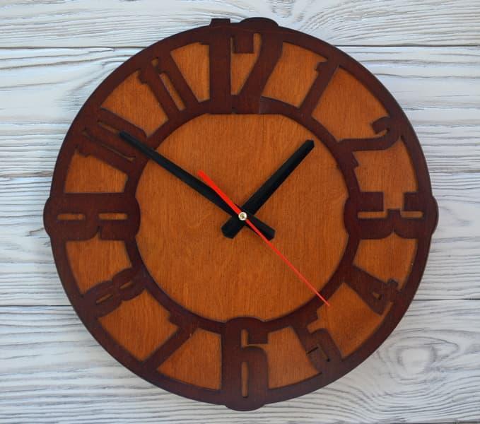 Часы настенные Prague