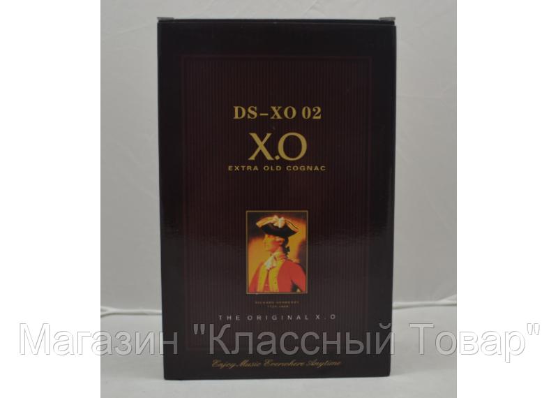 Портативная колонка DS-XO 02 Бутылка Хеннесси