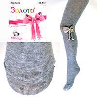 Детские колготки для девочки Zoloto A410 128-140-R
