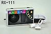Радио RX 111