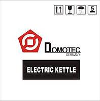 Электрический чайник Domotec DT-0418, фото 2