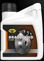 Тормозная жидкость Drauliquid-S DOT 4 (250мл)