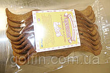 Сухарики ржаные с чесноком и солью - язычки/200