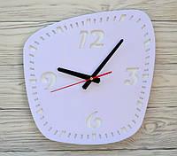 Часы настенные сиреневые Montreal