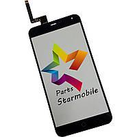 Сенсорный экран для мобильного телефона Meizu M1 Note, черный