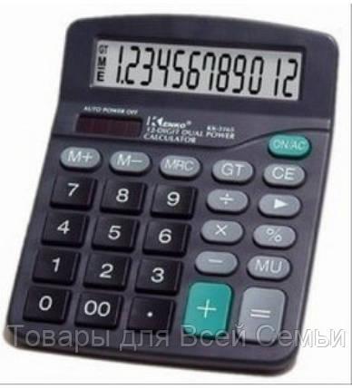 Калькулятор KK837B, фото 2