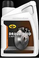 Тормозная жидкость Drauliquid-S DOT 4 (1л)