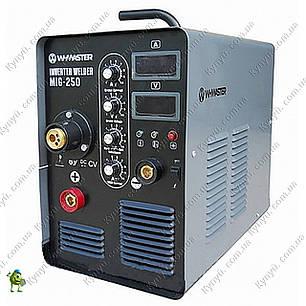 Сварочный инвертор полуавтомат WMaster MIG-250, фото 2