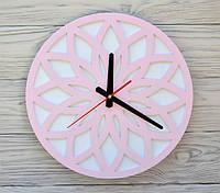 Часы настенные розовые Tokyo