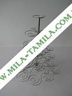 Стойка для капкейков металл Спираль VT6-17831