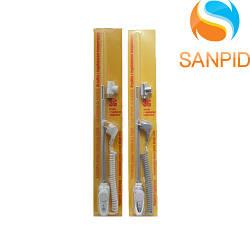 Тэн Heatpol 600W с термостатом для полотенцесушителей, хром - Уценка