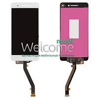 Дисплей Lenovo Vibe S1 Lite (S1La40) with touchscreen white orig