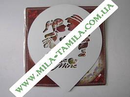 Трафарет для торта Любовь VT6-15933