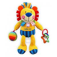 Музыкальная игрушка Baby Mix TE-8245-29Лев