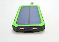 Портативный аккумулятор Power Bank EK-3 20000 mAh солнечный